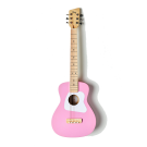 Loog Pro IV Acoustic Guitar Pink - Great for Kids