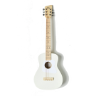 Loog Pro IV Acoustic Guitar White - Great for Kids