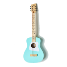 Loog Pro IV Acoustic Guitar Green - Great for Kids