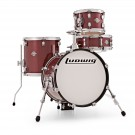 Ludwig Breakbeats Questlove 4-Piece Shell Pack in Wine Red Sparkle