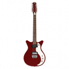 Danelectro '59X12 12 String Electric Guitar in Red