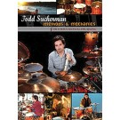 Todd Sucherman - Methods & Mechanics for Useful Drumming -  Todd Sucherman   (Drums)  - Hudson Music. DVD Book