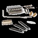 Fender (Parts) - American Standard Stratocaster Tremolo Bridge Assembly, Chrome