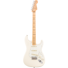 Fender American Professional Stratocaster with Maple Neck in Olympic White
