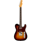 Fender American Professional II Telecaster, Rosewood Fingerboard, 3-Color Sunburst
