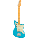 Fender American Professional II Jazzmaster, Maple Fingerboard, Miami Blue