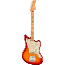 Fender American Ultra Jazzmaster - Maple Fingerboard - Plasma Red Burst