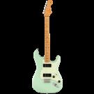 Fender Noventa Stratocaster, Maple Fingerboard, Surf Green