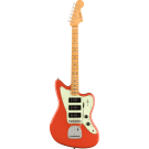 Fender Noventa Jazzmaster, Maple Fingerboard, Fiesta Red