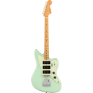 Fender Noventa Jazzmaster, Maple Fingerboard, Surf Green