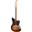 Fender Electric XII 12 String Alternate Reality PF 3-Color Sunburst