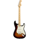 Fender Player Stratocaster, Maple Fingerboard, 3-Color Sunburst