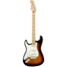 Fender Player Stratocaster Left-Handed, Maple Fingerboard, 3-Color Sunburst