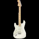 Fender Player Stratocaster Left-Handed, Maple Fingerboard, Polar White