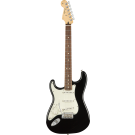 Fender Player Stratocaster Left-Handed with Pau Ferro Fingerboard in Black (B STOCK)