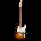 Fender − Player Telecaster, Pau Ferro Fingerboard, 3-Color Sunburst