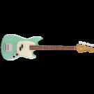 Fender - Vintera '60s Mustang Bass®, Pau Ferro Fingerboard, Sea Foam Green