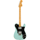 Fender Road Worn '70s Telecaster Deluxe, Maple Fingerboard, Daphne Blue