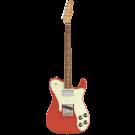 Fender - Vintera 70s Telecaster Custom Pau Ferro Fingerboard Fiesta Red