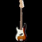 Fender Player Precision Bass Left-Handed, Pau Ferro Fingerboard, 3-Color Sunburst