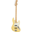 Fender Player Jazz Bass, Maple Fingerboard, Buttercream