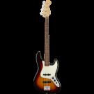 Fender Player Jazz Bass with Pau Ferro Fingerboard in 3-Colour Sunburst