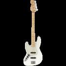 Fender Player Jazz Bass Left-Handed, Maple Fingerboard, Polar White