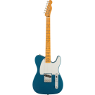 Fender 70th Anniversary Esquire with Maple Fingerboard in Lake Placid Blue