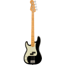 Fender American Professional II Precision Bass Left-Hand, Maple Fingerboard, Black