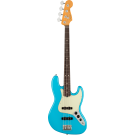 Fender American Professional II Jazz Bass, Rosewood Fingerboard, Miami Blue