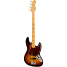 Fender American Professional II Jazz Bass, Maple Fingerboard, 3-Color Sunburst