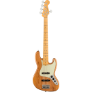 Fender American Professional II Jazz Bass V, Maple Fingerboard, Roasted Pine