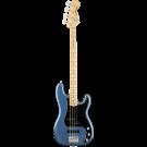 Fender American Performer Precision Bass in Satin Lake Placid Blue