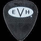 EVH Guitar Picks -  Black/White .60 mm 6 Count
