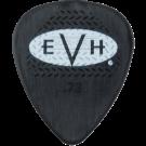 EVH Guitar Picks -  Black/White .73 mm 6 Count