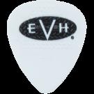 EVH Guitar Picks -  White/Black .60 mm 6 Count