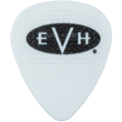 EVH Guitar Picks -  White/Black .73 mm 6 Count