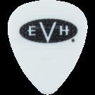 EVH Guitar Picks -  White/Black .88 mm 6 Count