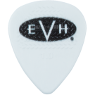 EVH Guitar Picks -  White/Black 1.00 mm 6 Count