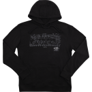 EVH Schematic Fleece, Black, XL