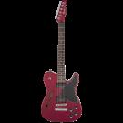 Fender − Jim Adkins JA-90 Telecaster Thinline, Laurel Fingerboard, Crimson Red Transparent