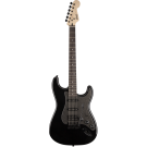 Squier Bullet Series Stratocaster HSS FSR, Laurel Fingerboard, Black Metallic