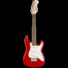 Squier Mini Strat Laurel Fingerboard in Torino Red