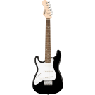 Squier Mini Stratocaster Left-Handed, Laurel Fingerboard, Black