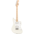 Squier Mini Jazzmaster HH, With Maple Fingerboard, In Olympic White