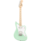 Squier Mini Jazzmaster HH, With Maple Fingerboard, In Surf Green