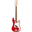 Squier Mini P Bass, With Laurel Fingerboard, In Dakota Red