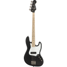 Squier Contemporary Active Jazz Bass HH - Flat Black