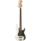 Squier Affinity Series Precision Bass PJ in Olympic White