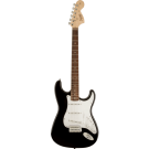 Affinity Series Stratocaster Laurel Fingerboard in Black